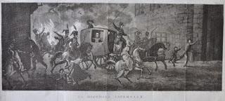 La vigilia di Natale e l'attentato della 'macchina infernale' contro Napoleone,