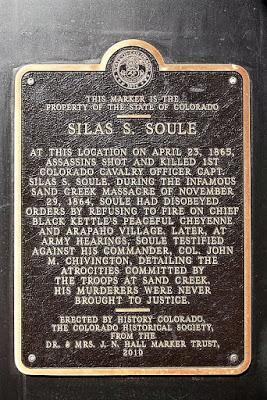 Eroi sconosciuti: Silas Soule