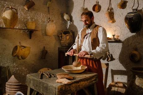 Presepe Vivente 2017 di Vico Equense al Borgo San Salvatore