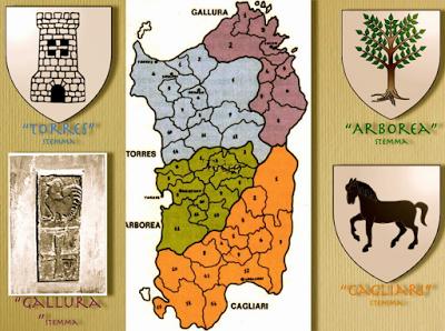 Cagliari. Corso di storia medievale della Sardegna, docente Pierluigi Piludu, a cura dell'Associazione Culturale Honebu.
