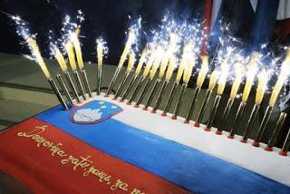 Festa dell'Indipendenza dell' Unità in Slovenia