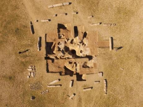 Sorprese archeologiche nella steppa mongola