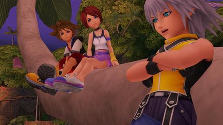 Tutta la trama di Kingdom Hearts in preparazione al 3° capitolo