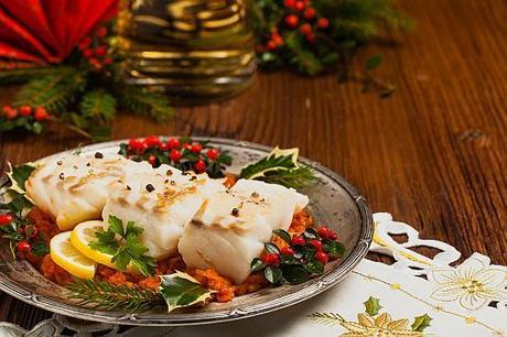 Merluzzo al forno un piatto leggero per il dopo feste
