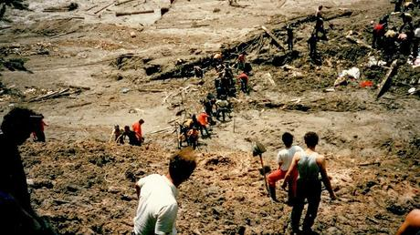 19 luglio 1985, la morte scorre in Val di Stava
