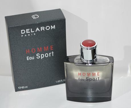Delarom Homme Eau Sport