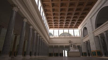 Le Terme di Caracalla a Roma rivivono grazie al 3D. Ecco com'erano