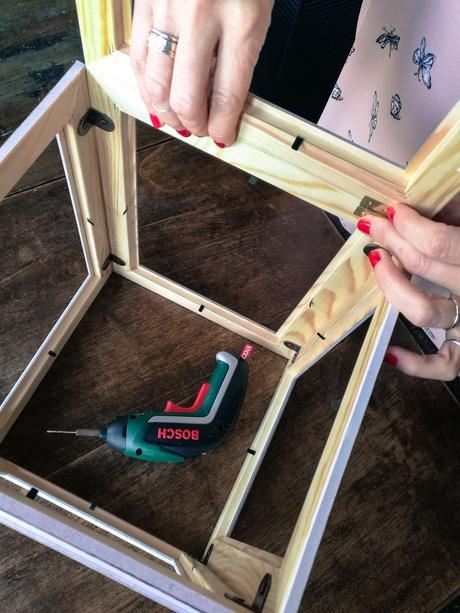 Come costruire una mini serra con delle cornici. Bosch IXO un cacciavite per chi è Creativo!