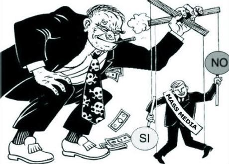 governo e manipolazione delle masse