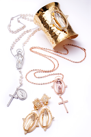 Fiona Swarovski: L' esclusiva Capsule Collection Virgin Mary