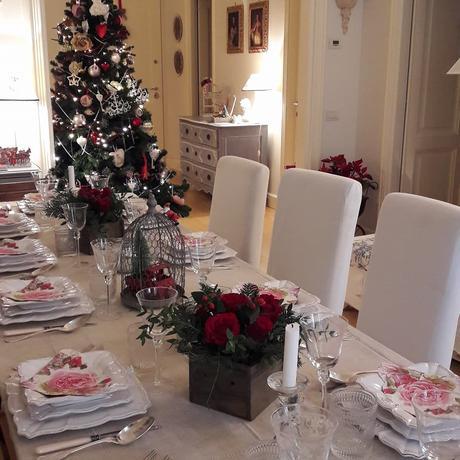 Le mie tavole delle feste -  My Christmas' s Holidays tablesettings