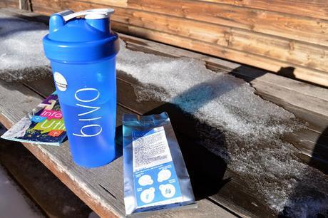Con Bivo 2.0 l'alimentazione durante le escursioni trekking