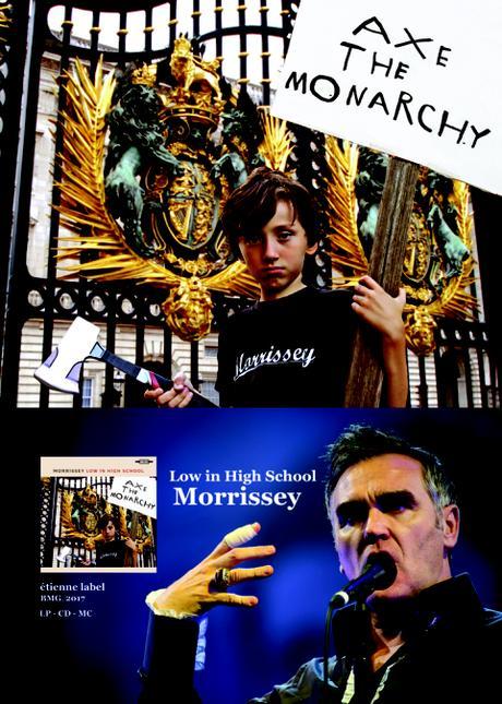 MORRISSEY   Low in High School   Il nuovo album di Morrissey