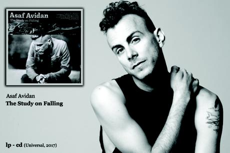 ASAF AVIDAN | The Study on Falling | Il nuovo album di Asaf Avidan