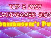 2017. migliori Boardgames giocati 2017