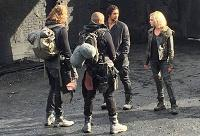 """The 100 5"": Clarke e Bellamy riuniti in una nuova foto"