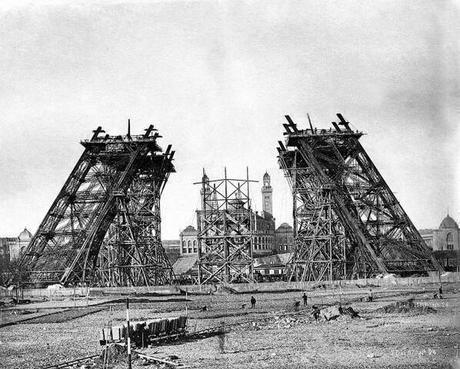 Alexandre-Gustave Eiffel (Digione 15 dicembre 1832 - Parigi 27 dicembre 1923) - prima puntata