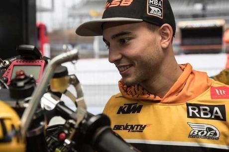 Moto3, ritiro shock: il pilota spagnolo Guevara dice addio a 22 anni