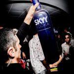 skyy vodka foto capodanno bussola versilia