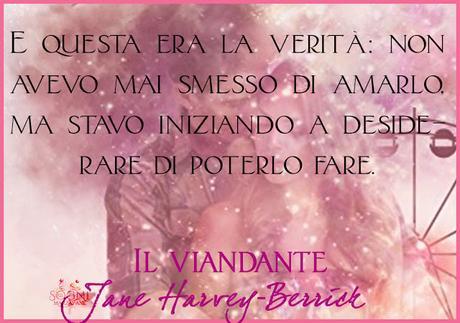Il viandante di Jane Harvey-Berrick, Recensione