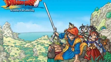 Quattro episodi di Dragon Quest a sconto su App Store e Google Play - Notizia - Android
