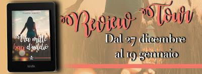 Review Tour: Tra mille baci d'addio di Vanessa Sobrero