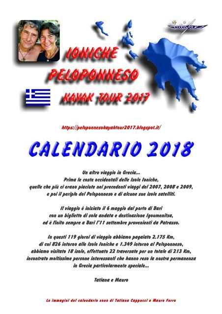 Calendario 2018!