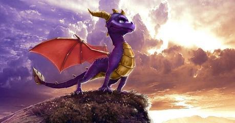 Spyro the Dragon: il draghetto torna in vita con l'Unreal Engine 4