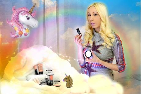 Unicorn Mania: tendenza make up olografico