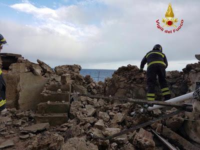 MALTEMPO: fulmine sulla Torre appianea