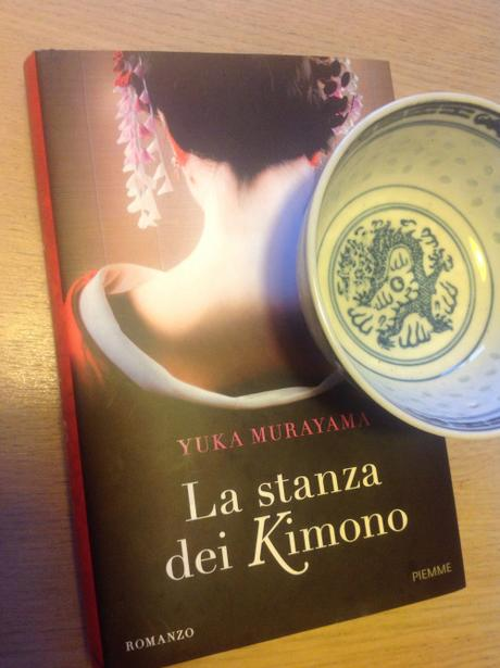 La stanza dei kimono, Yuka Murayama, @edizpiemme