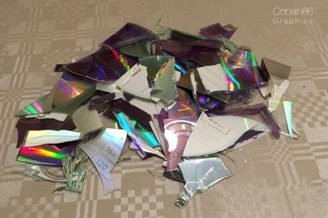 Distruzione sicura CD e DVD