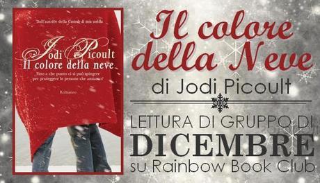 Rainbow Book Club | Il colore della neve cap. 8