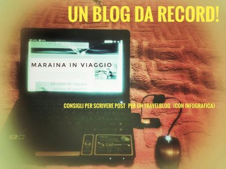 650 post e non sentirli: il mio travelblog da record!