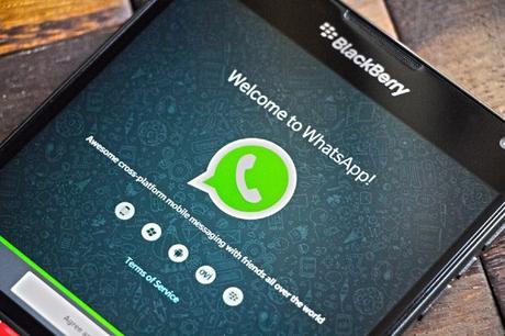 WhatsApp, dal 31 dicembre addio a Blackberry e Windows Phone 8