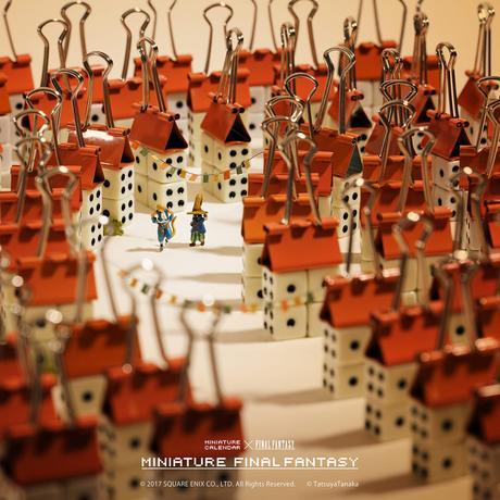 ARTE: Miniature Calendar | Tatsuya Tanaka