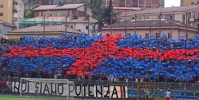 Associazione Io amo il Potenza. Tifo, calcio & solidarietà(Video)
