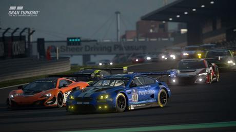 Gran Turismo Sport, confermate nuove condizioni meteo per i tracciati