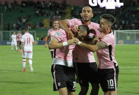 VIDEO: Palermo- Salernitana 3-0 ecco i Goal