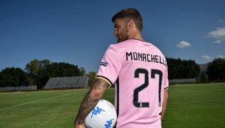"""Monachello: """"Emozionato per la rete, Darò il massimo per il Palermo"""