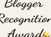 Auguri buon anno... Blogger Recognition Award