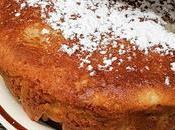 Torta Pere Yogurt Greco