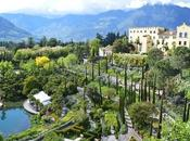 Come visitare giardini botanici Merano Castel Trauttmansdorff