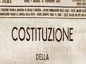 primi anni della costituzione italiana