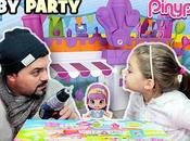PINYPON BABY PARTY! festeggiare compleanno baby pinypon