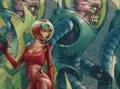 Space Rhapsody: fumetti marziani Ronin