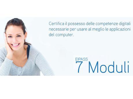 Eipass 7 Moduli: la certificazione per l'utilizzo degli strumenti ICT