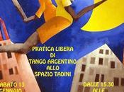Corsi tango argentino 2018 Spazio Tadini