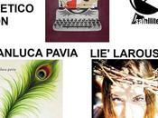 VILLAGGIO DELL'ALTRO NATALE NOSTRI LIBRI READING POETICO GIANLUCA PAVIA LIE' LAROUSSE/2dR