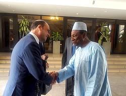 In Guinea Conakry il ministro Alfano e il presidente Condé argomentano su Libia Sahel e migrazioni
